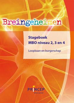 Stageboek niveau 2, 3 en 4